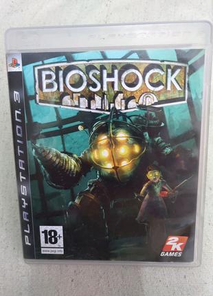 Игра Bioshock PS3 Playstation 3 диск