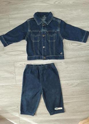 Джинсовый костюм, джинсы, джинсовая куртка, пиджак