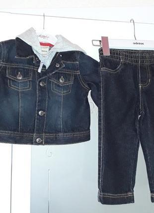 Джинсовый костюм, джинсы, джинсовые штаны, джинсовая куртка