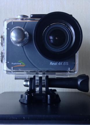 Экшн-камера Aspiring Repeat 2 Ultra HD 4K Action Camera экшен
