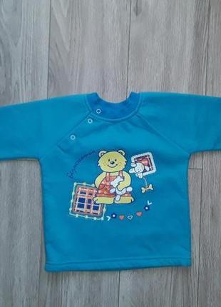 Детский свитер, реглан
