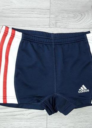Плавательные шорты adidas, шорты для плавания, подростковые пл...