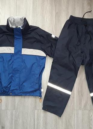 Демисезонный костюм, непромокающий костюм, дождевик