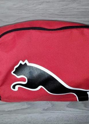 Puma спортивная сумка для обуви