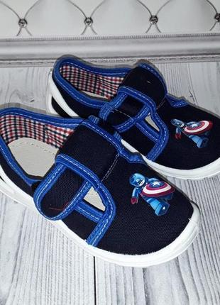 Тапочки, текстильная обувь