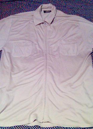 Рубашка на молнии