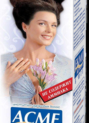 Мягкая тонирующая краска без амиака Бьюти 142 Черный шоколад