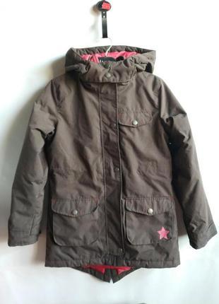 Детская куртка парка + кофта 2 в 1 lh by la halle оригинал евр...