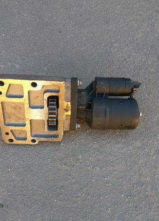 Переоборудование под стартер трактора Т-150 (Двигатель СМД-6
