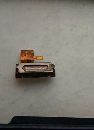 Спикер динамик слуховой б/у Motorola Droid Razr XT912 XT910