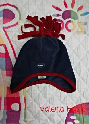 Детская легкая демисезонная флисовая шапка h&m для мальчика - ...