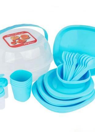 Столовый набор для пикника Bita 36 предмето