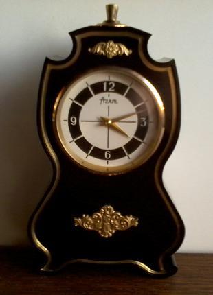 Настольные/кабинетные часы «АГАТ», ЗЧЗ, СССР, 70-е годы