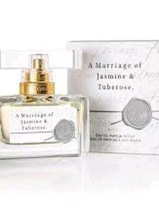 Marriage of jasmine & tuberose ейвон avon