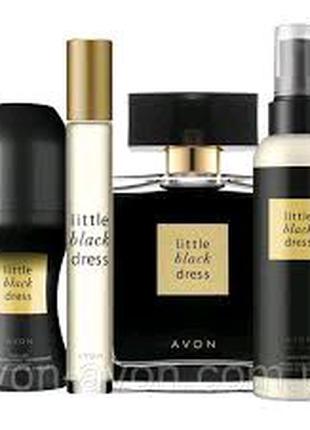 Набор Little black dress ейвон avon
