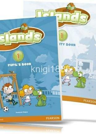 Islands 1, 2, 3, 4