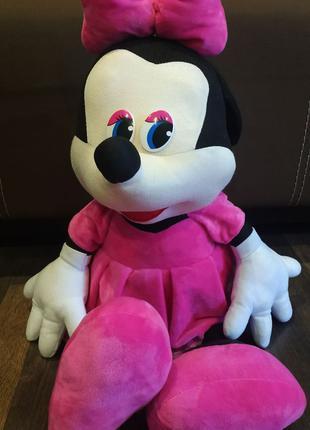 Большая мягкая игрушка Мини Маус