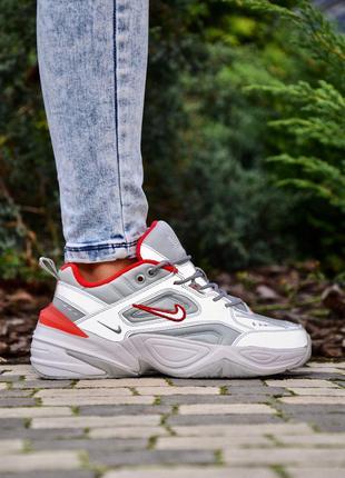 Кроссовки Nike M2K Tekno Silver Reflective