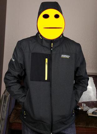 Куртка norway geographical m-l