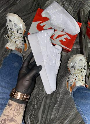 Кроссовки Nike Air Force 1 Low Safe White