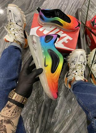 Кроссовки Nike Air Max 720 Rainbow BE TRUE