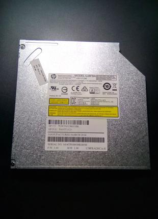 Дисковод DVD RW HP sata 9,5mm
