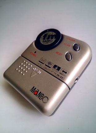 Радиоприемник MANBO PA-982