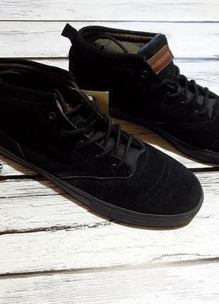 Ботинки замшевые натуральные quiksilver черевики замшевы натур...