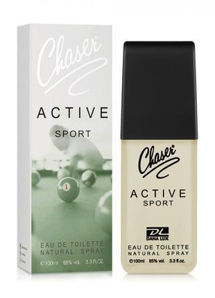 Chaser Active Sport Homme Туалетна вода чоловіча, 100 мл