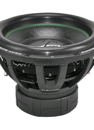 Сабвуфер и усилитель- Alphard Deaf Bonce DB-153D1