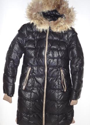 Зимняя куртка зимнее пальто на холофайбере р.м  (ог 94, рукав ...