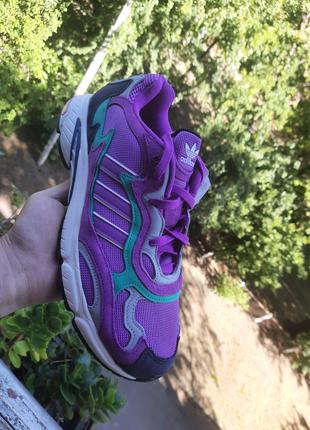 Кроссовки adidas Temper Run Purple Mint  F97208