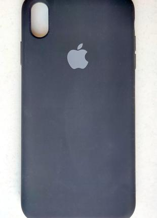 Чехол Apple Silicone Case для iPhone XS MAX Ultrathin Series 0.33