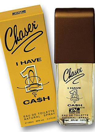 """Туалетная вода для мужчин """"Chaser I Have 1 cash """" (100 мл.)"""