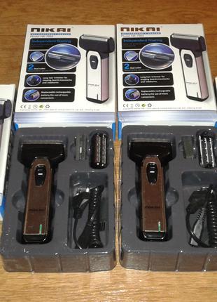Электробритва с триммером NIKAI NK-7005 бритва  345 грн
