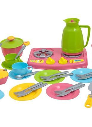 """Игрушка """"Кухонный набор 7"""", арт. 3589 посудка посуда"""