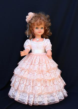 31. Полный, многослойный комплект одежды для куклы 58- 60 см.
