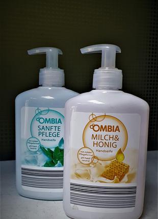 Бытовая Химия Крем-мыло Ombia  Германия Опт Оригинал