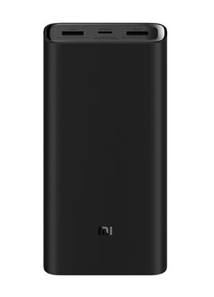 Xiaomi Mi Powerbank 20800mAh черный