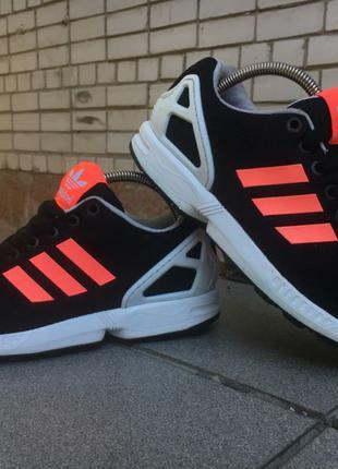 Женские кроссовки Adidas ZX FLUX W black