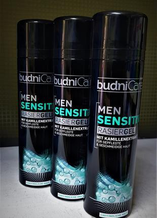 BudniCare гель для бритья 200 мл