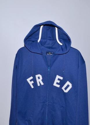 Худи кофта fred perry