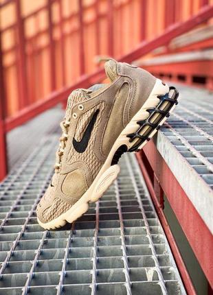 "Кроссовки Nike x Stüssy Air Zoom Spiridon Cage 2 ""Sandy"""