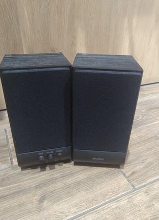 Колонка  SVEN SPS 607 Black