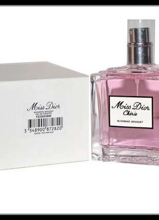 Dior Miss Cherie Blooming Bouquet TESTER