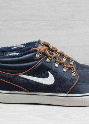 Ботинки nike stefan janoski sb, оригинал, размер 43 - 44 (утеп...