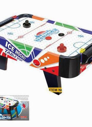Аэрохоккей воздушный хоккей на ножках ZC 3001 1, поле 60 х 50 см,
