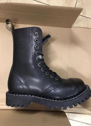 Steel ботинки сапоги берцы утеплённые