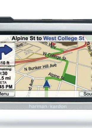 GPS навигатор Harman Kardon GPS-310NA