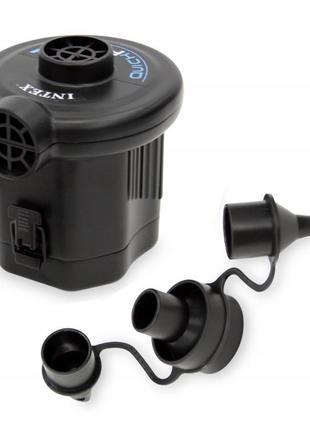 Электрический насос для матрасов Intex Quick fill 06c
